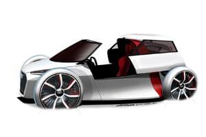 Audi Urban Concept Car 1