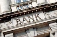 Bank sign customer satisfaction