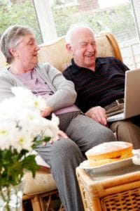Older Internet users