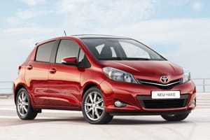 All new Toyota Yaris