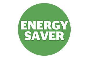 Dishwasher Energy Saver logo