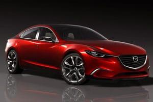 The Mazda Takeri concept