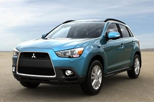 The Mitsubishi ASX