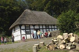St Fagans Abernodwydd Farmhouse