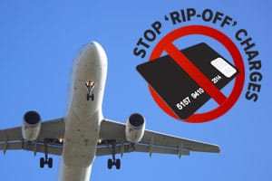 airline charges incontent