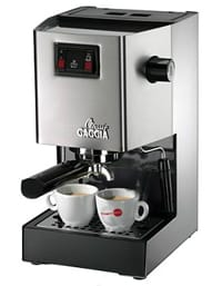 Deal of the week: Gaggia Classic coffee machine