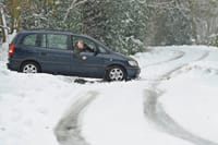 Winter tyres could prevent you being stranded