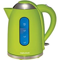 Lime green Morphy Richards Accents 43804 kettle