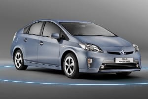 83.1mpg Toyota Prius Plug-In Hybrid