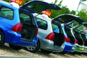 Complaint about used car dealers top OFT list