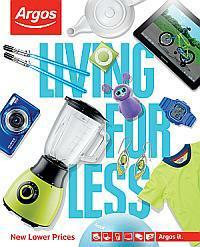 Argos Spring Summer 2012 catalogue