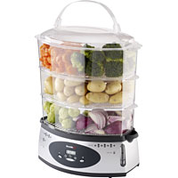 Breville Digital Herbal Infusion VTP068 steamer