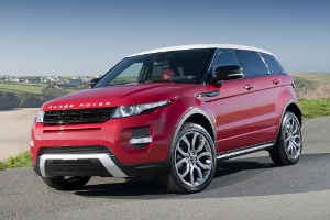 Range Rover Evoque 5-door 2012
