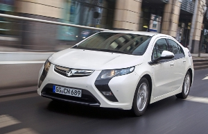 Vauxhall Ampera 2012