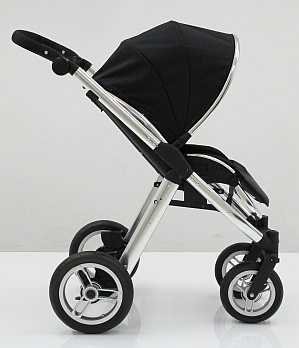 Babystyle Oyster Max as a single pushchair
