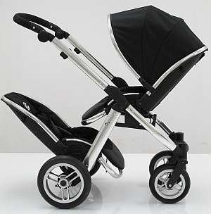 Babystyle Oyster Max with seats facing