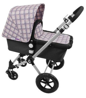 bugaboo unveils liberty print pushchair which news