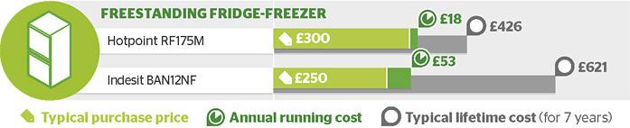 Fridge freezer graphic large