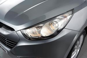 Hyundai ix35 front quarter