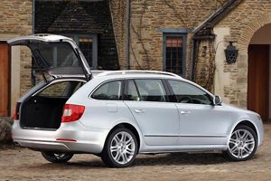 Superb reliability sets the Skoda apart