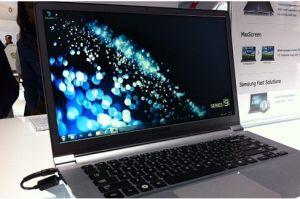 Samsung announced Series 9 UK launch