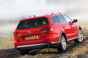 02 VW Passat Alltrack