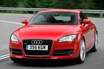 TT bucks the Audi trend for reliability