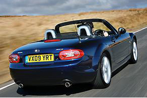 MX 5   The Modern Day MG Midget