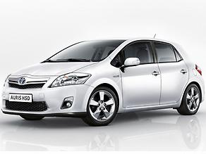 Toyota Auris HSD 1