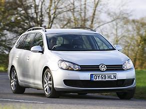 VW Golf Estate 1