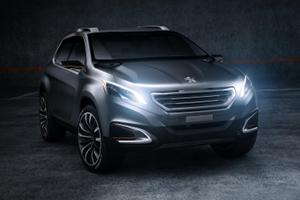01 Peugeot Crossover concept
