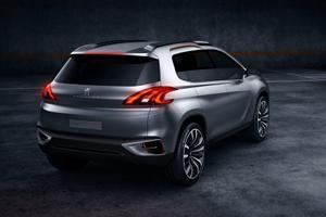 02 Peugeot crossover concept