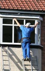 Double glazing installer
