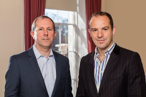 Richard Lloyd and Martin Lewis