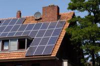 Solar panels mortgage risk