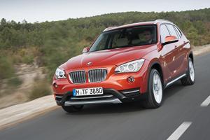 01 BMW X1