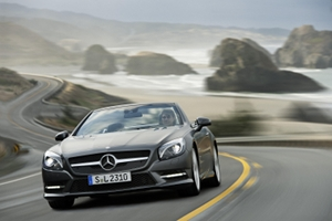 01 Mercedes Benz SL