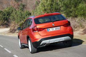 03 BMW X1