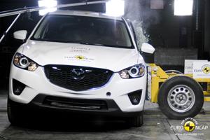 Autonomous emergency braking - can help prevent accidents