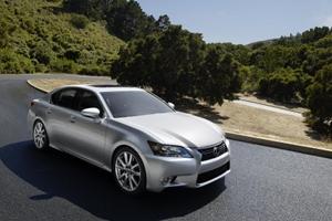 01 Lexus GS