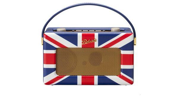 Roberts Union Jack Radio | Jubilee Union Jack