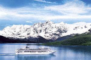 Sea Princess in Alaska