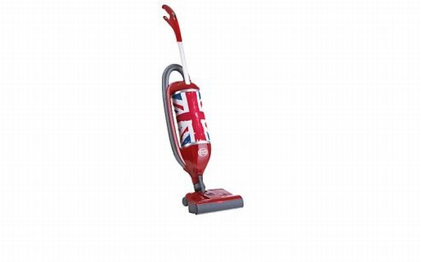 Sebo Felix Union Jack Upright Vacuum Cleaner | Jubilee