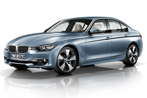 01 BMW ActiveHybrid 3