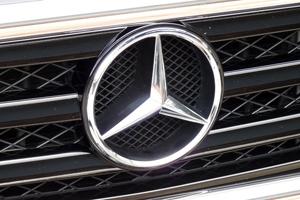Mercedes-Benz badge