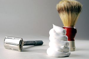 Shaving image