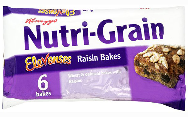 Nutri-grain Raisin Bakes