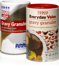 Tesco Gravy