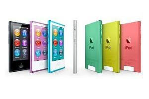 Apple announces new iPods