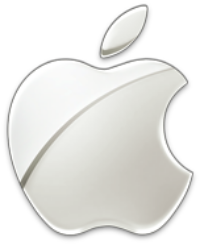 Apple iPhone 5 logo